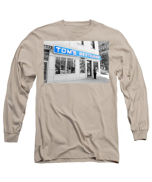 Seinfeld Diner Location Long Sleeve T-Shirt