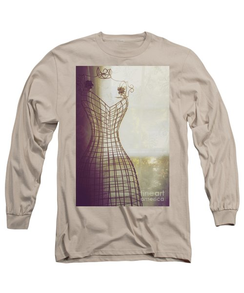 Shaded Long Sleeve T-Shirt