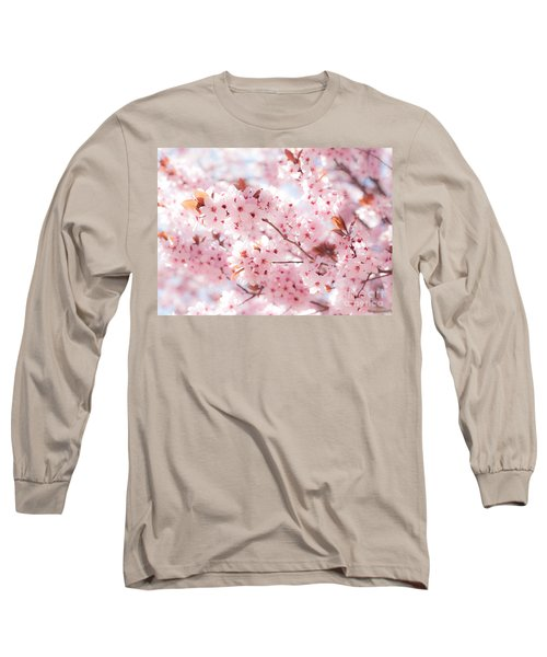 Long Sleeve T-Shirt featuring the photograph Spring by Roselynne Broussard