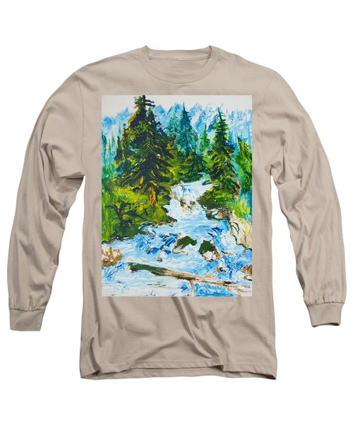 Spring Run-off Long Sleeve T-Shirt