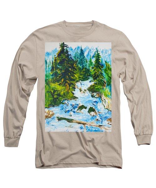 Spring Run-off Long Sleeve T-Shirt