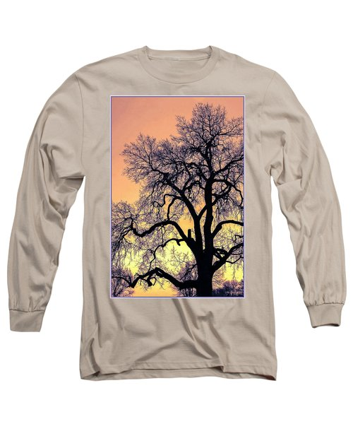 Standing Tall Long Sleeve T-Shirt