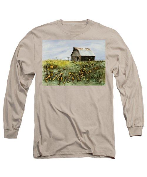 Summer Ballet Long Sleeve T-Shirt