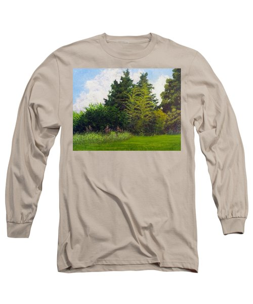 Summer Long Sleeve T-Shirt by Jeanette Jarmon