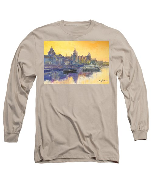 Szczecin - Poland Long Sleeve T-Shirt