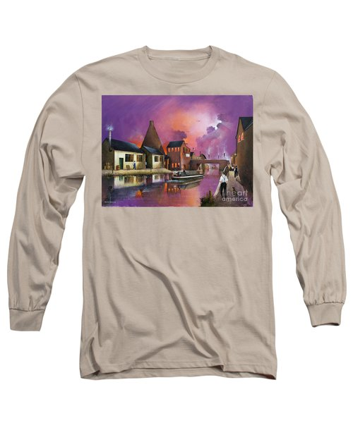 The Red House Cone - Wordsley Long Sleeve T-Shirt