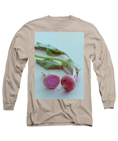 Two Chioggia Beets Long Sleeve T-Shirt