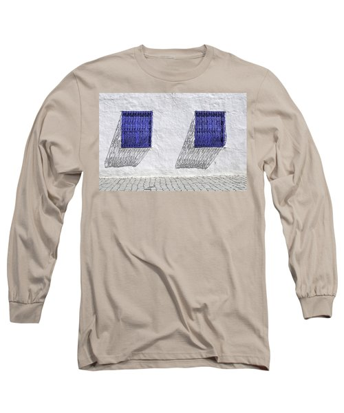 Two Windows Long Sleeve T-Shirt