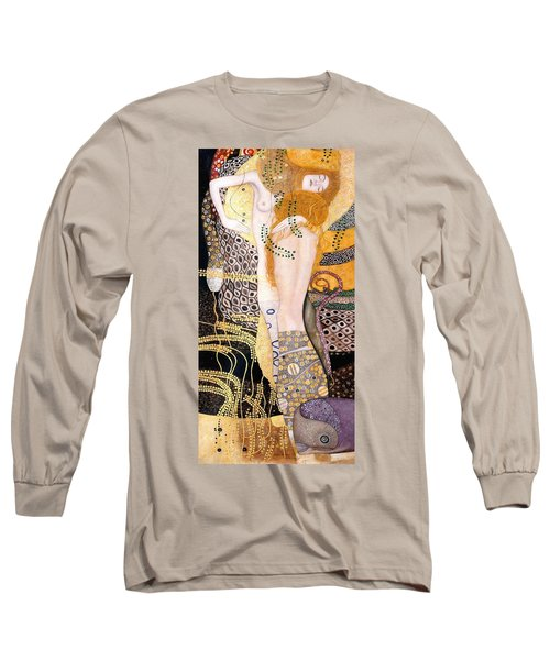 Water Serpents I Long Sleeve T-Shirt