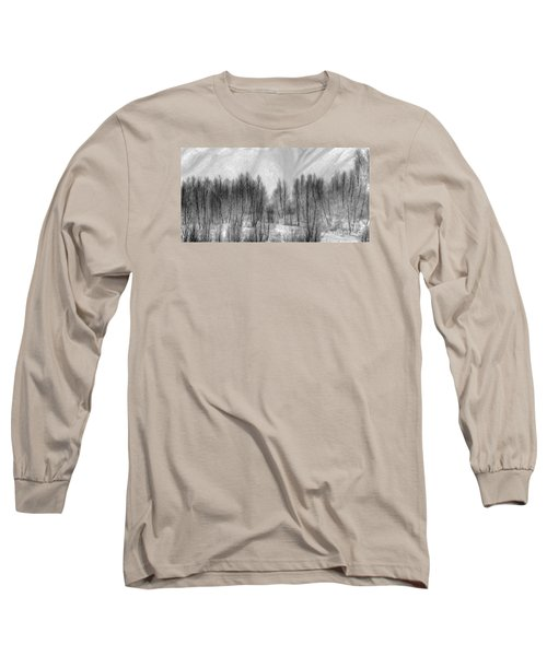Boney Piles Long Sleeve T-Shirt