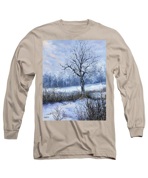 Winter Slumber Long Sleeve T-Shirt