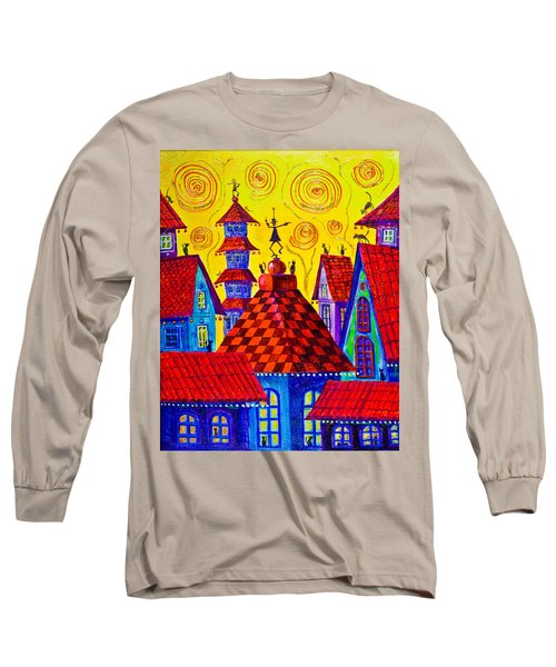 1099 Magic Town 4 - Gilded Long Sleeve T-Shirt
