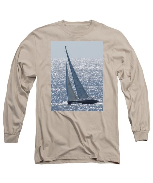 12 Meter True North Long Sleeve T-Shirt