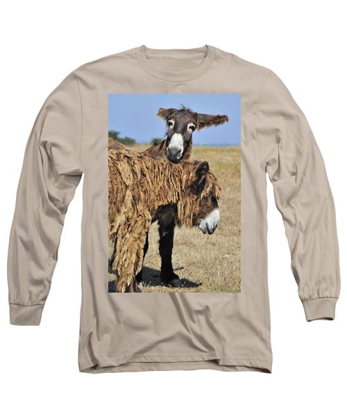 Long Sleeve T-Shirt featuring the photograph 120920p028 by Arterra Picture Library