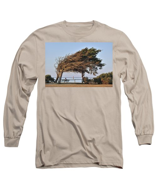 Long Sleeve T-Shirt featuring the photograph 120920p152 by Arterra Picture Library