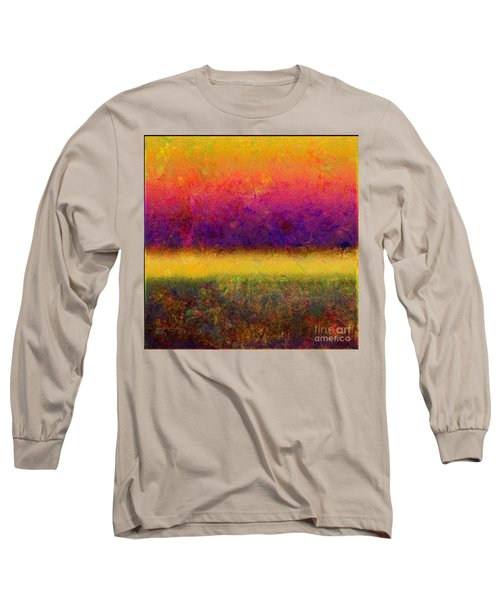 1395 Abstract Thought Long Sleeve T-Shirt