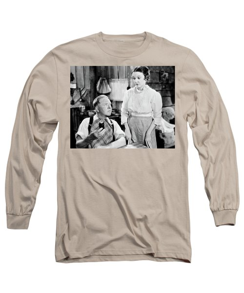 W.c. Fields Long Sleeve T-Shirt by Granger