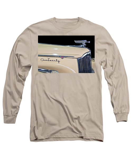 1941 Packard Hood Ornament Long Sleeve T-Shirt