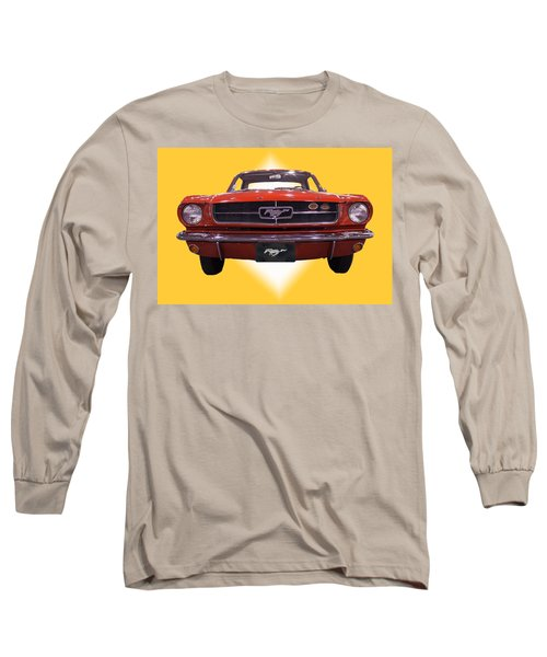 1964 Ford Mustang Long Sleeve T-Shirt