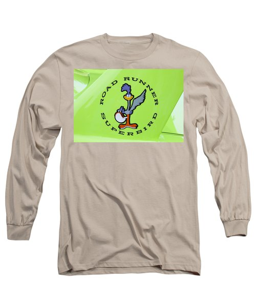 1970 Plymouth Superbird Roadrunner Long Sleeve T-Shirt