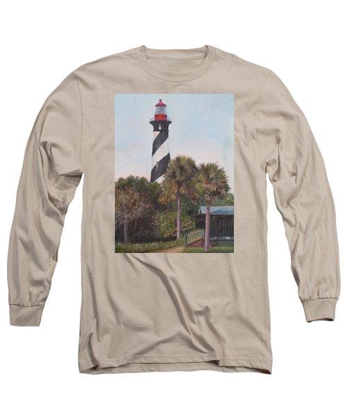 Anastasia Lighthouse Long Sleeve T-Shirt