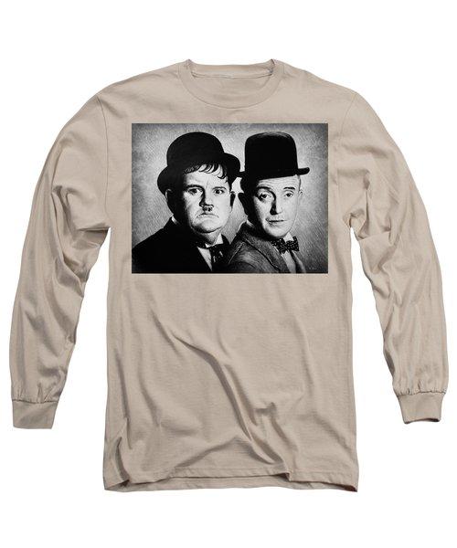 Another Fine Mess Long Sleeve T-Shirt