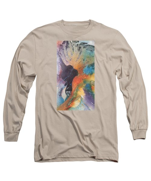 Bloom Long Sleeve T-Shirt by Becky Chappell