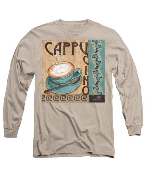 Cafe Nouveau 1 Long Sleeve T-Shirt