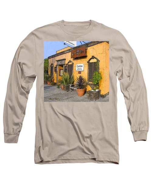 Cantina Long Sleeve T-Shirt