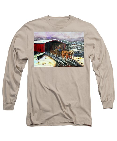 Christmas Eve Long Sleeve T-Shirt