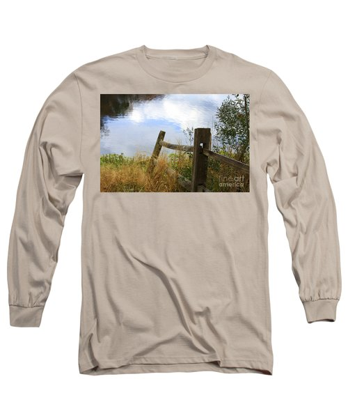 Cloud Reflections Long Sleeve T-Shirt