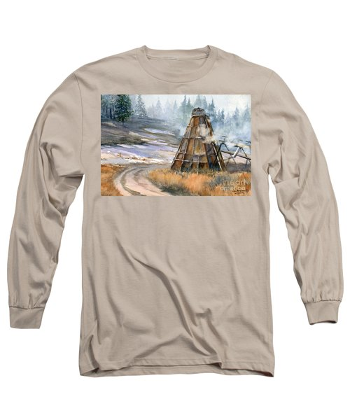 Cookin' It Long Sleeve T-Shirt