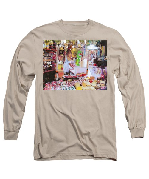 Deli On The Via Condotti Long Sleeve T-Shirt