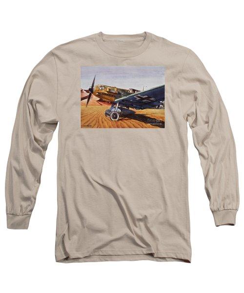 Desert Storm Long Sleeve T-Shirt