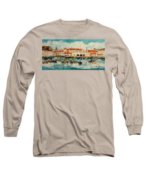 Dubrovnik - Croatia Long Sleeve T-Shirt
