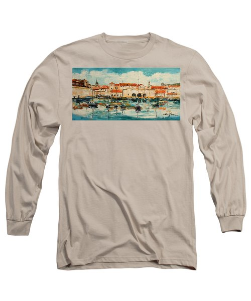 Dubrovnik - Croatia Long Sleeve T-Shirt