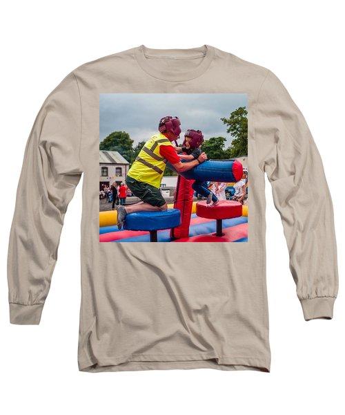 Fun Day #gracegenerationchurch Long Sleeve T-Shirt