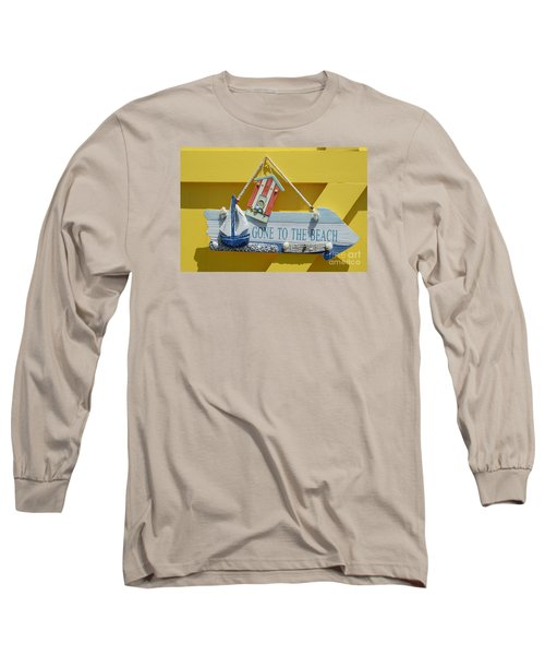 Gone To The Beach Long Sleeve T-Shirt