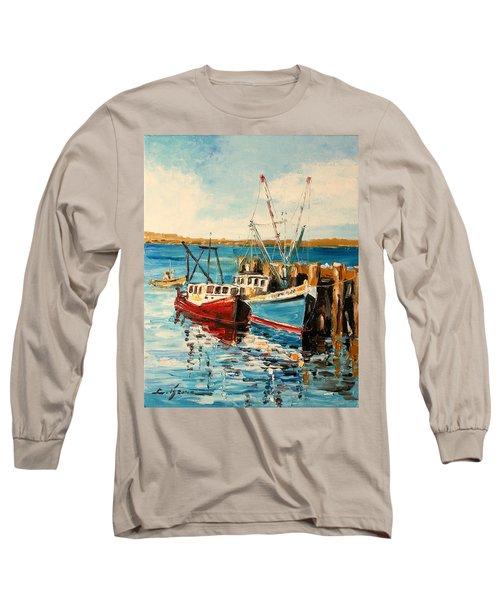 Harbour Impression Long Sleeve T-Shirt