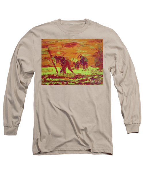 Hot Potatoes Long Sleeve T-Shirt
