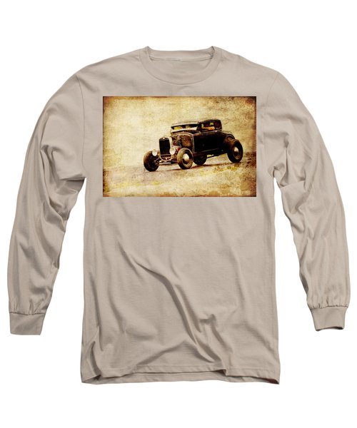 Hot Rod Ford Long Sleeve T-Shirt