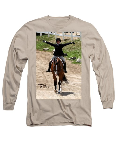 Hunter1 Long Sleeve T-Shirt