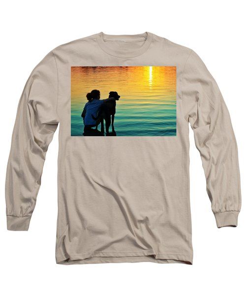 Island Long Sleeve T-Shirt