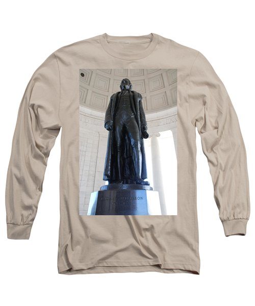 Jefferson Memorial Long Sleeve T-Shirt