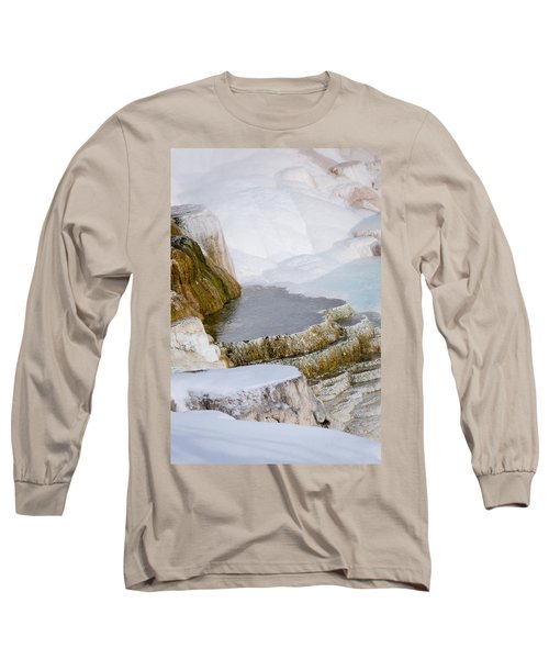 Mammoth Terraces Long Sleeve T-Shirt