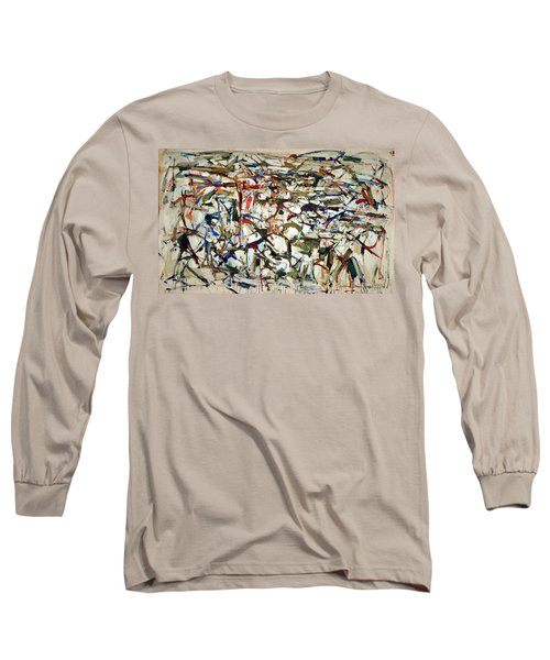 Mitchell's Piano Mecanique Long Sleeve T-Shirt by Cora Wandel