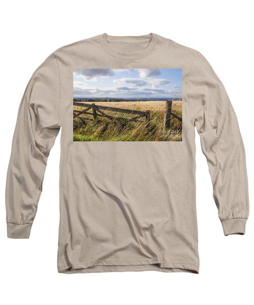 Open Gate Long Sleeve T-Shirt