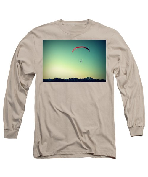 Paraglider Long Sleeve T-Shirt