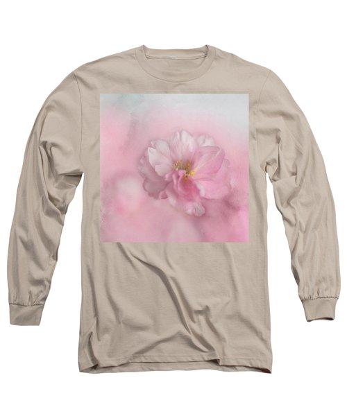 Pink Blossom Long Sleeve T-Shirt