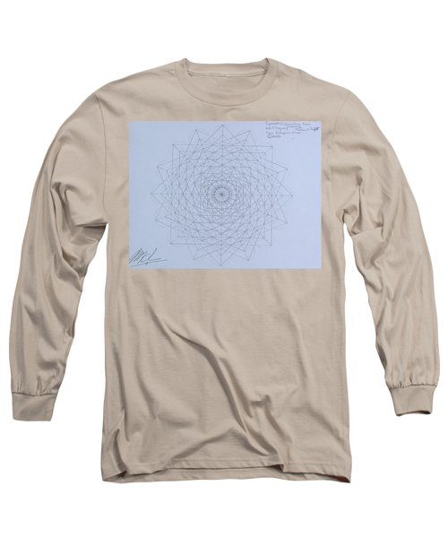 Quantum Foam Long Sleeve T-Shirt